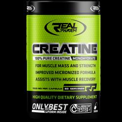 Créatine Monohydrate Caps